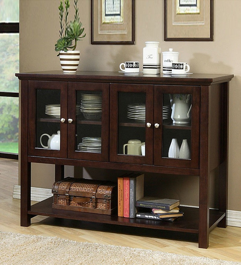 Cayenne Matchless Crockery Cabinet Best Deals With Price