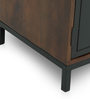 Cagli Sideboard in Walnut Finish by The ArmChair