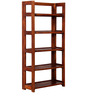 Mauston Book Shelf in Honey Oak Finish by Woodsworth