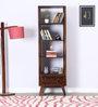 Cheney Book Shelf in Provincial Teak Finish by Woodsworth