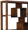 Cheney Display Unit in Provincial Teak Finish by Woodsworth