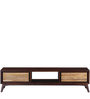 Chelan Entertainment Unit in Dual Tone Finish by Woodsworth