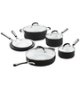 Calphalon Aluminium Simply Non-Stick Cookware Set - Set of 6