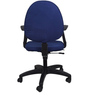 Cameron Office Chair in Blue Colour by The Furniture Store