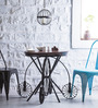 Cantung Two Seater Dining Table in Dual Tone Finish by Bohemiana