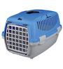 ABK Imports Capri 1 Pet Carrier Pastel Blue - 19 x 13 x 12 inch