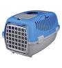 ABK Imports Capri 2 Pet Carrier Pastel Blue - 22 x 15 x 13 inch