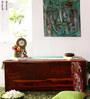 Carnation Trunk Box in Honey Oak Finish by Woodsworth