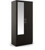 Carnival Two Door Wardrobe in Wenge Finish by Spacewood