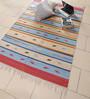 Carpet Overseas Multicolour Cotton 48 x 73 Inch Area Rug