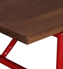 Kakanj Four Seater Dining Table in Multi-colour by Bohemiana