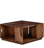 Dover Coffee Table in Provincial Teak Finish by Woodsworth