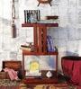 Pasco Display Unit in Honey Oak Finish by Woodsworth