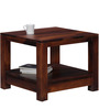 Toledo Coffee & Centre Table in Honey Oak Finish by Woodsworth