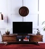 Arlington Entertainment Unit in Provincial Teak Finish by Woodsworth
