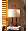 Pisa Table Lamp in Natural by CasaCraft