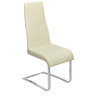 Casadiella Dining Chair in Beige Colour by @Home