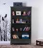 Cashmere Book Shelf in Espresso Walnut Finish by Woodsworth