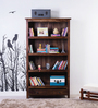 Cashmere Book Shelf in Provincial Teak Finish by Woodsworth