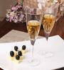 Cristal D'Arques Cassandra Glass 170 ML Wine Flute Glasses - Set of 6