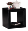 Fairmont End Table in Espresso Walnut Finish by Woodsworth