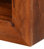 Fairmont End Table in Honey Oak Finish by Woodsworth