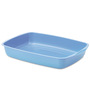 ABK Imports Cat Litter Tray 15 inch in Blue