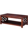 Gordon Coffee Table in Honey Oak Finish by Woodsworth