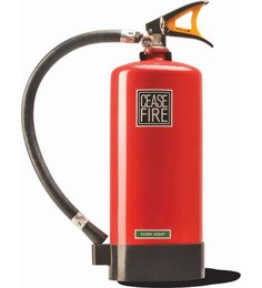 Ceasefire Metal Ceiling Mounted Clean Agent Gas Based Fire Extinguisher