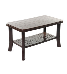 Oasis Centre Table in Pbrown colour by Cello