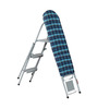 Celebrations Steel Foldable Ladder Cum Ironing Board