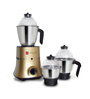 Cello 750W Mixer Grinder (Model: MG-GNM 700 PLUS-GOLD )