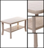 Oasis Centre Table in Beige colour by Cello