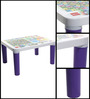 Scholar Junior Kids Desk in Violet colour by Cello