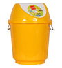 Cello Yellow 25 L Garbage Bucket