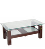 Centre Table in Brown Colour by Zuari