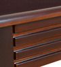 Centre Table in Rosewood Colour by Crystal Furnitech