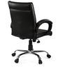 CEO Medium Back Executive Chair in Black Colour by Debono