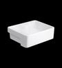 Cera Cairo White Ceramic Wash Basin