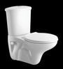 Cera Calibre White Ceramic Water Closet