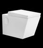 Cera Calico White Ceramic Water Closet