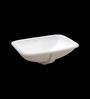 Cera Camry White Ceramic Wash Basin