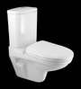 Cera Caroline White Ceramic Water Closet