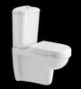 Cera Croft White Ceramic Water Closet