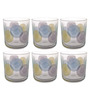 Cerve Clio Glass 280 ML Water Tumblers - Set of 6