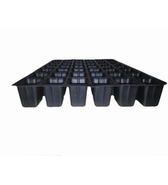 Chhajed Garden Seedling Tray Square 42 Cells - Pack of 12