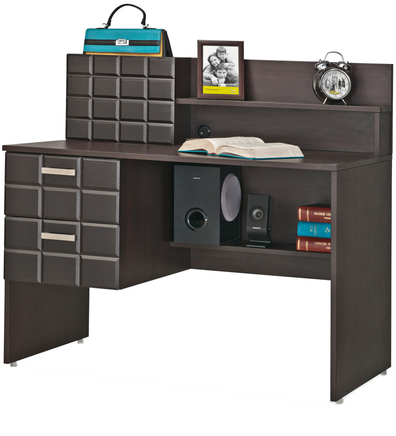Chocolat study unit in cola rain colour by godrej interio by godrej interio online modern Godrej home furniture catalogue