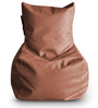 Chair Bean Bag XXXL size in Tan Colour with Beans by Style Homez