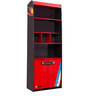 Champion Racer Bookcase by Cilek Room