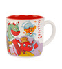 Character Embossed 400 ML Coffee Mug by Imagica
